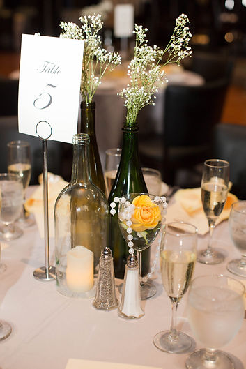 Glamour N'Glitz Events Photography by Mcphereson table design