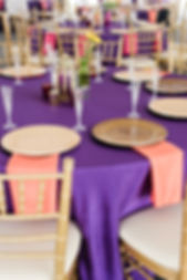 Glamour N'Glitz Events Photography by Lauren c Table design
