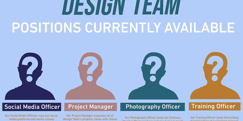 Join Design Team Committee - EGM