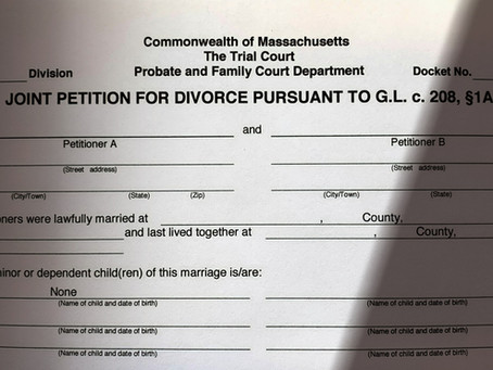 What is the difference between a no fault divorce and an uncontested divorce?
