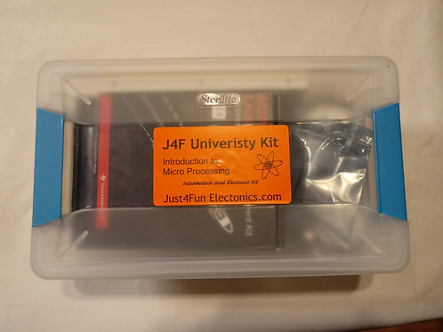 J4F University Introduction to micro processing