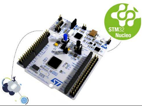 Nucleo L452RE Micro Controller
