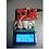 Thumbnail: 16 x 4 Character LCD Display Blue