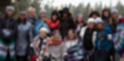 2018 Fearless Sel-Love Retreat Participant Dancng Spirit Ranch Montana