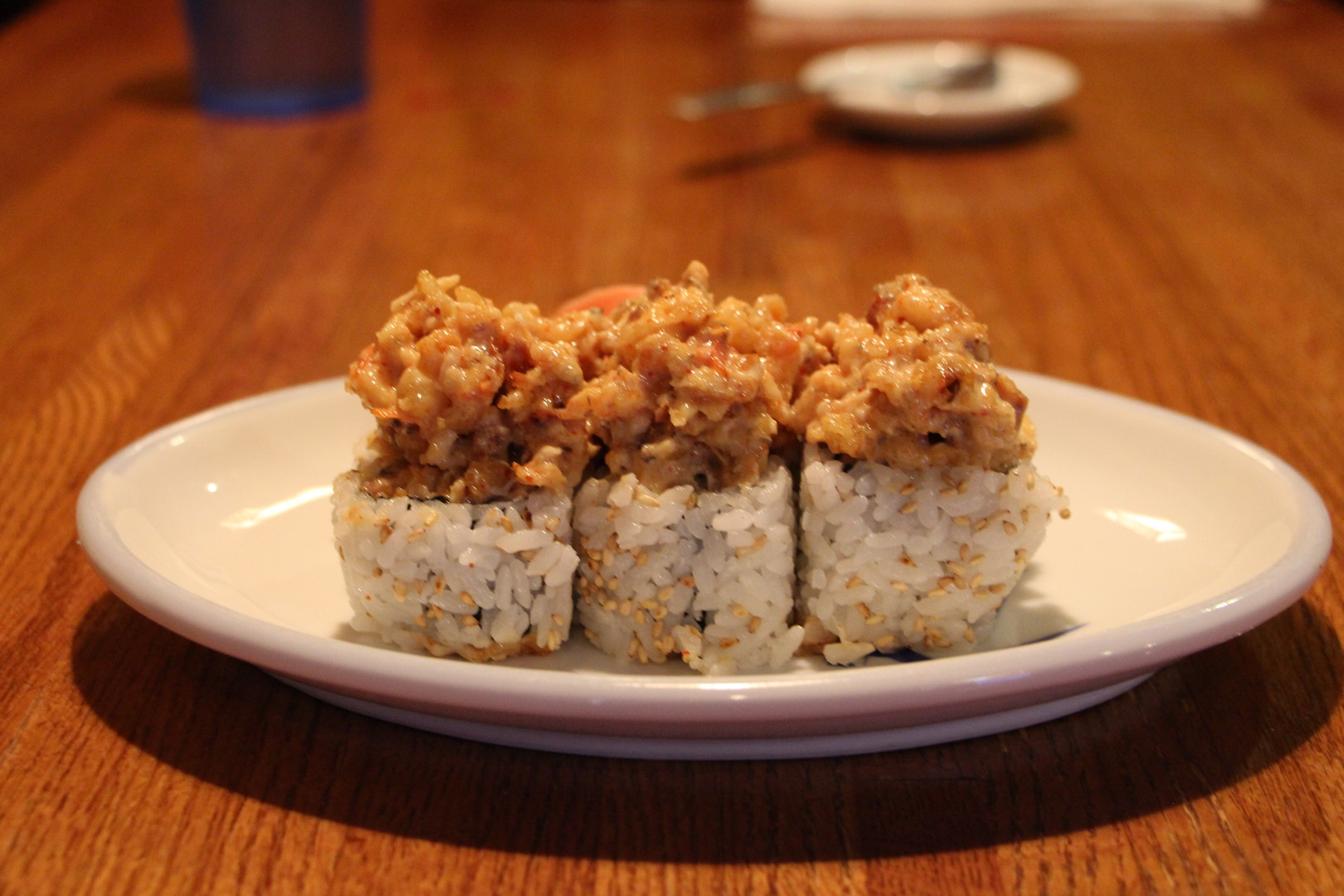 Softshell Crab Roll