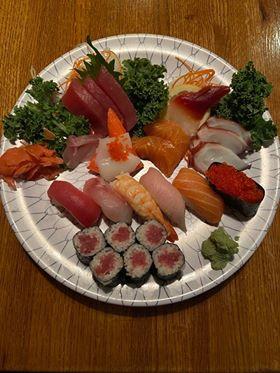 Sushi - Sashimi Combo