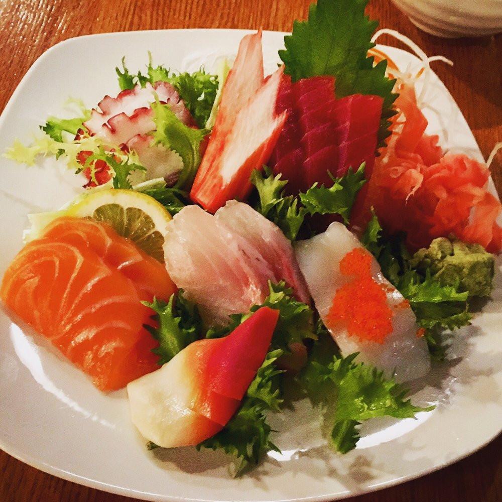 Sashimi Dinner A