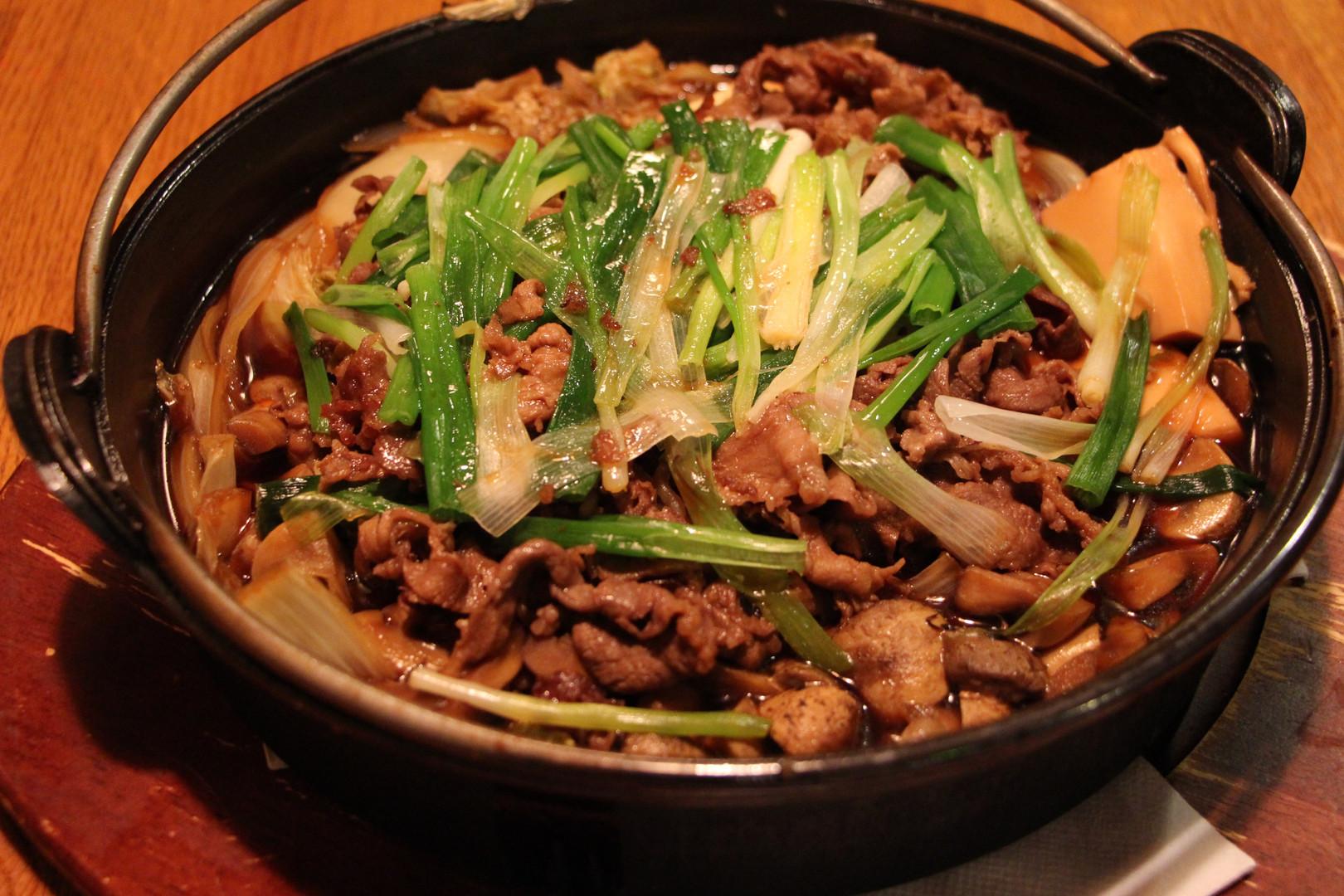 Sukiyaki for Two