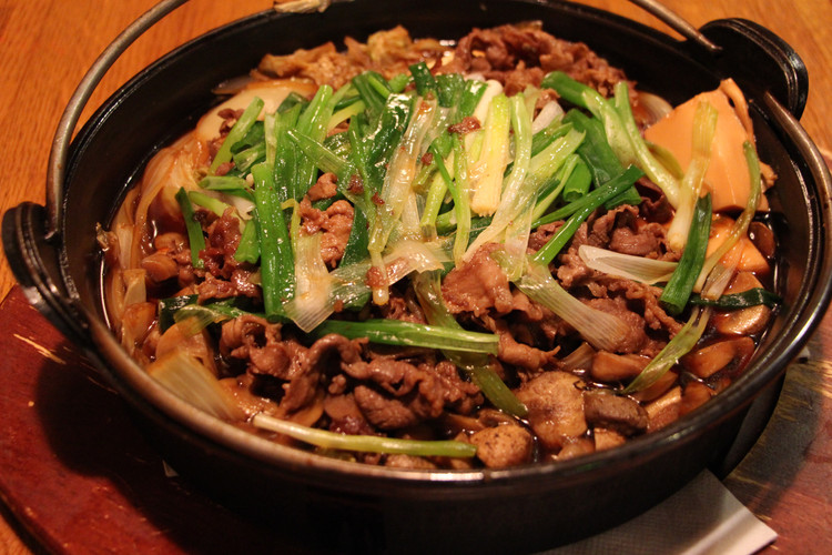 Sukiyaki for Two