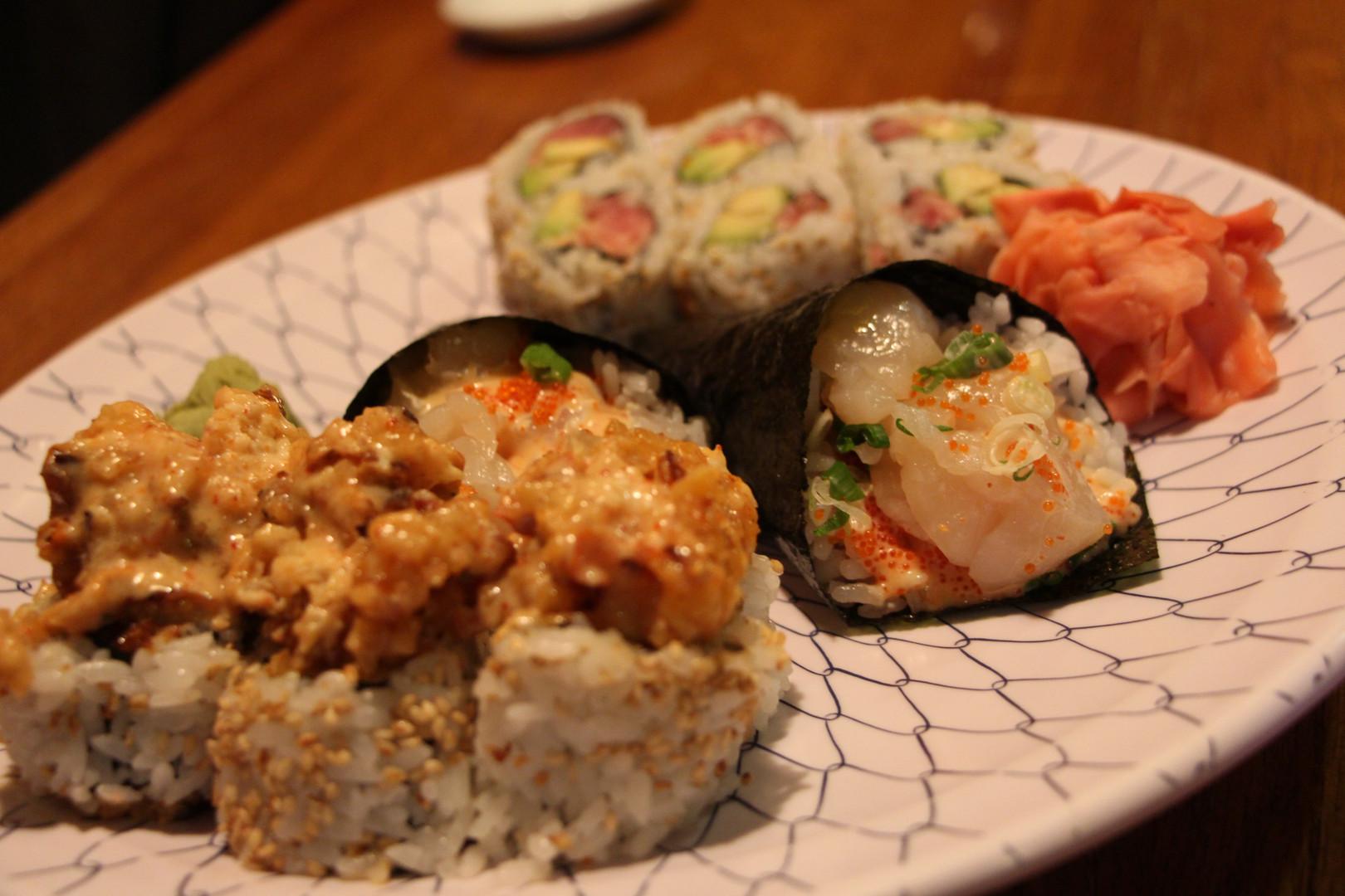 Roll Platter