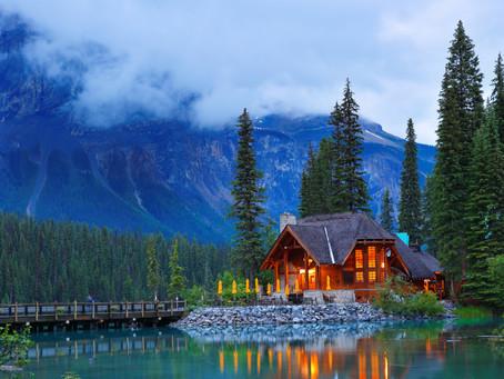 La cabane au Canada, mon rêve