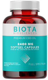 BIOTA 2400 Softgel Capsules Wholesale