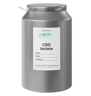 +99% Pure CBD Isolate