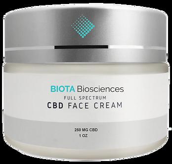 CBD Face Cream 250MG (1 oz)