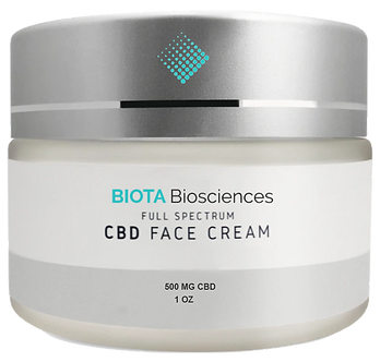 CBD Face Cream 500MG (1 oz)