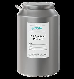 Full Spectrum CBD Oil (80% - 90%)