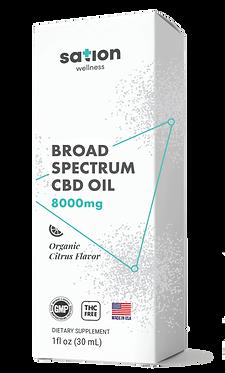 Pre-Order: CBD Oil 8000 MG