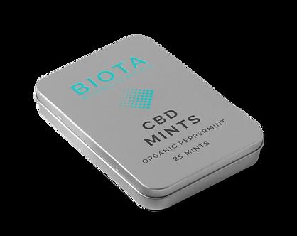 CBD Mints 250MG - Peppermint (25ct.)