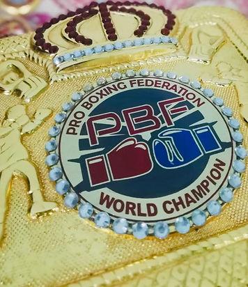 pbf belt