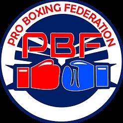 pbf boxing logo