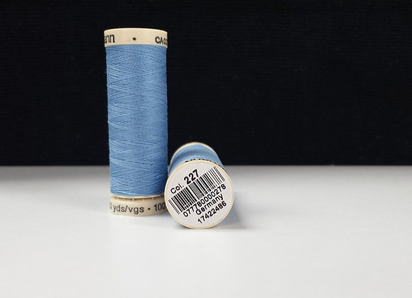 Gutermann  Light Blue #227 110yds