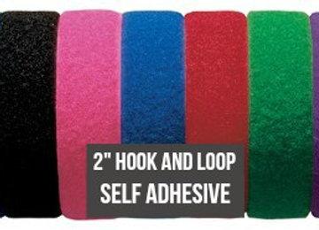 """2"""" Self Adhesive Hook and Loop Fastener"""
