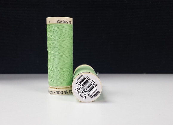 Guterman Soft Lime Green #704 110yrds