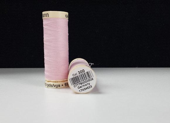 Gutermann Light Pink #300 110yrds