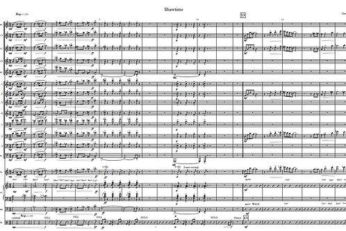 Shawtime (score and parts)