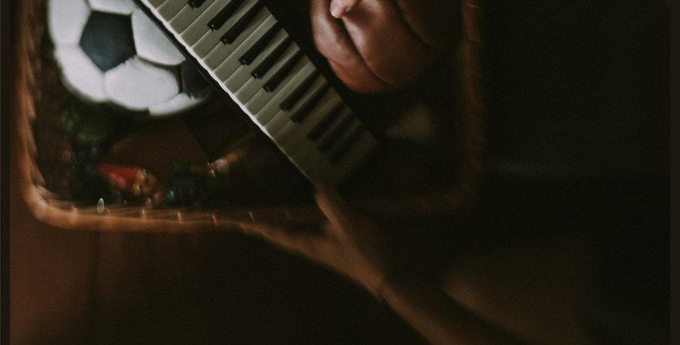 CD Infância - Cassio Vianna Jazz Orchestra