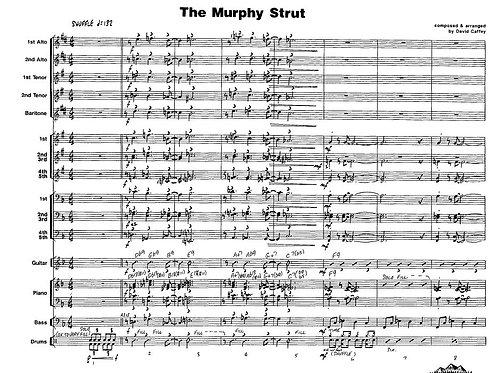 The Murphy Strut (score only)
