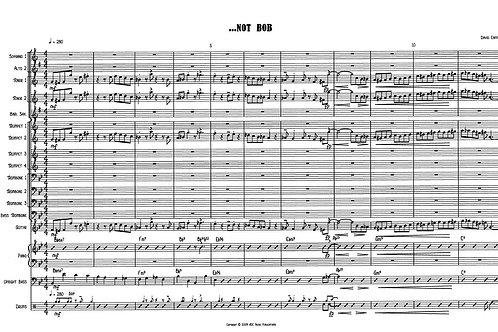 Not Bob (score & parts)