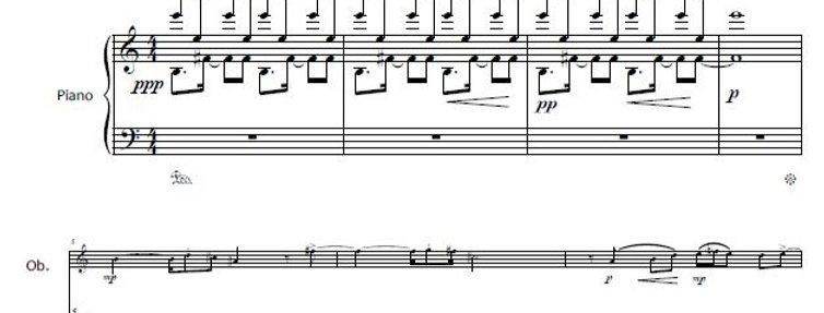 Dança a Três (for oboe, bassoon, and piano)