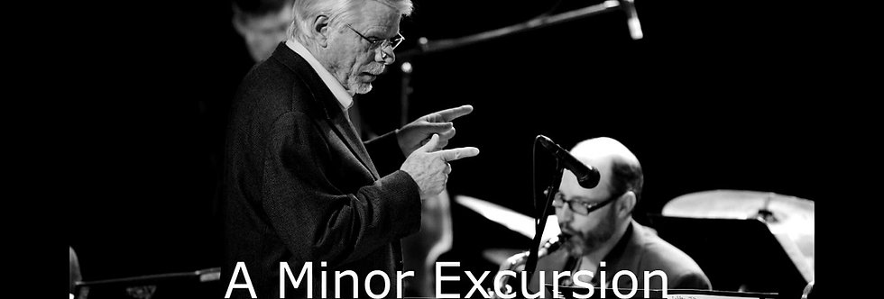 A Minor Excursion (score & parts)