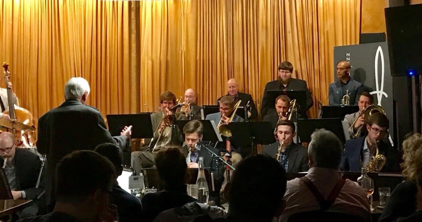 DCJO - ALL IN ONE Release Concert at Dazzle in Denver, December 2018