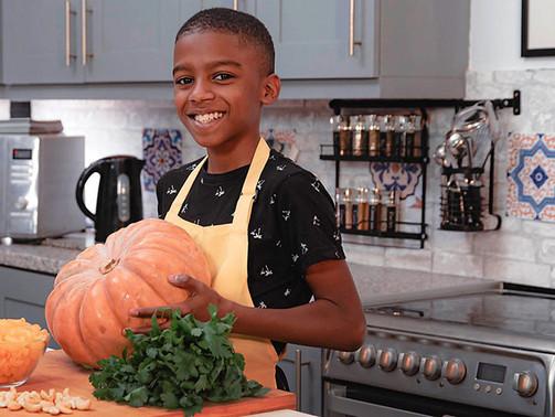 Omari McQueen, le jeune chef aux multiples prouesses