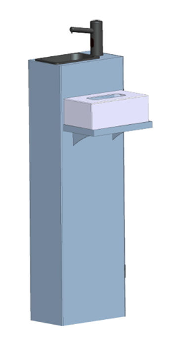 Infrared Sanitiser Dispenser Adelaide