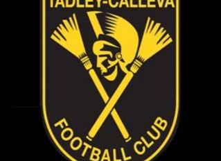 Tadley Calleva FC Retention List