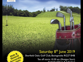 Tadley Calleva Golf Day 2019