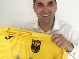 Hood returns to Hampshire Football Club