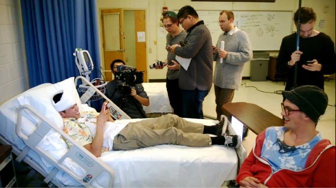 Production Photo, Adler Roberts, Glen Dale Obrero, Dan Herczak, Grond Fu, Marco Briceno