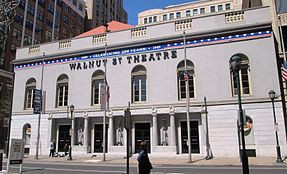 Career Update--Walnut Street Theatre and films to come!