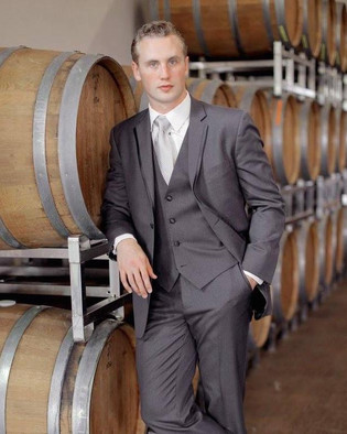 Editorial, Adler Roberts feature in the Knot Magazine