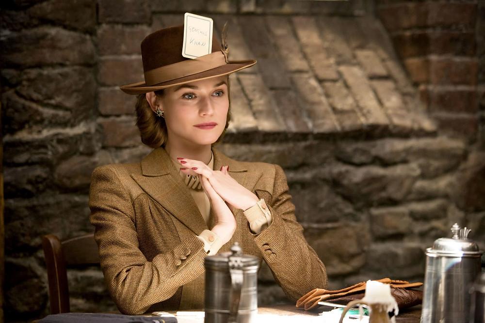 Diane Kruger as Bridget von Hammersmark