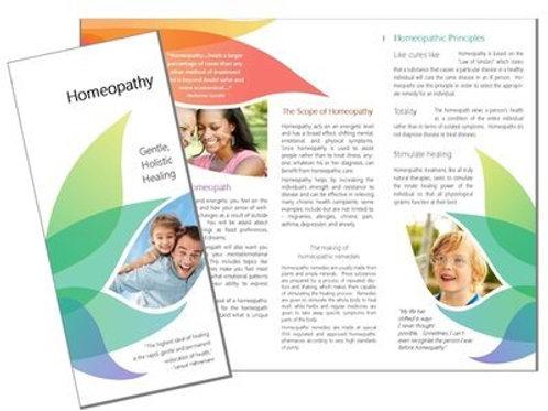 MHA Brochures 1 PK of 50