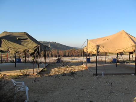 """מחנה פלמ""""ח צובה"""