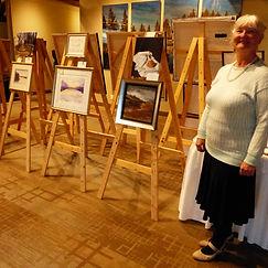 Pinebrook Golf Club Art Show - Barboria