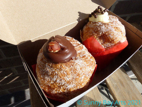 Tasty Thursday - Cruffins at Euphoria Cafe