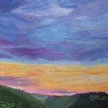 Summer Evening Near Rosebud by Barbori Garnet