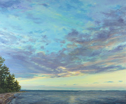 Tranquility on Grand Traverse Bay